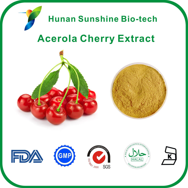 Acerola cherry extract