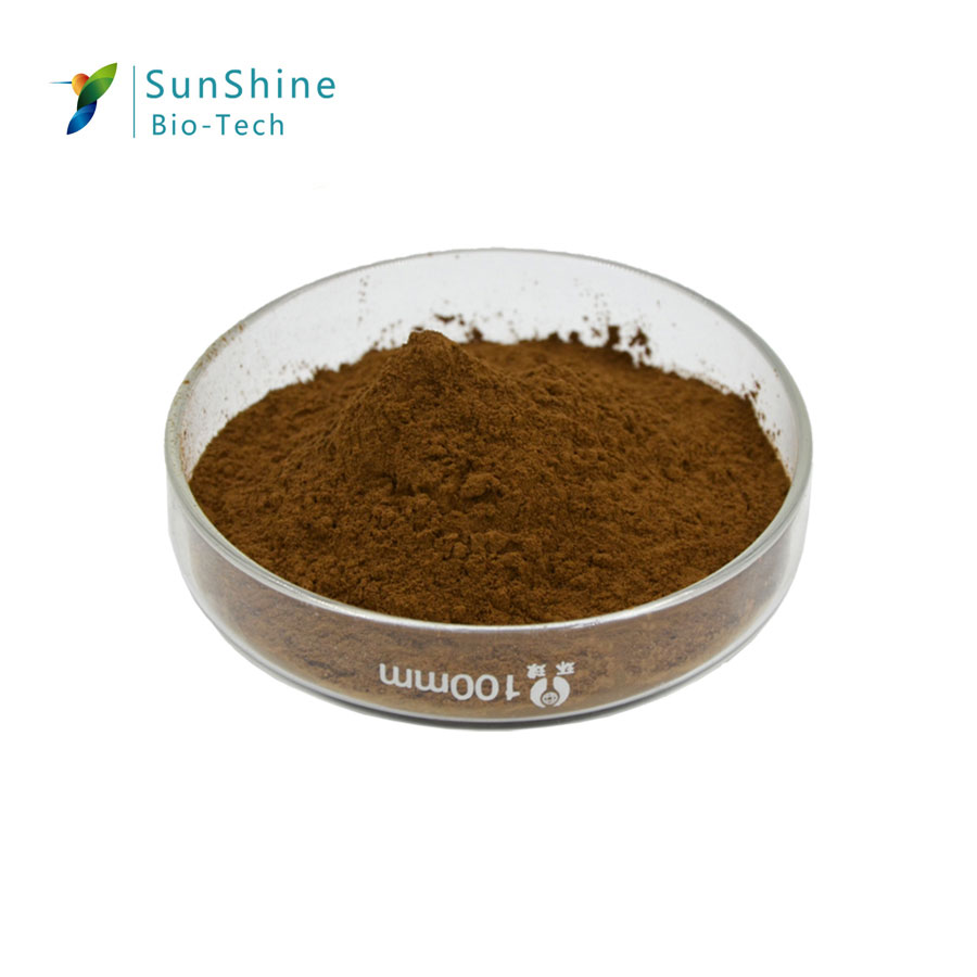 50% 90% Chlorogenic Acid,eucommia ulmoides extract powder,Eucommia ulmoides Oliv L