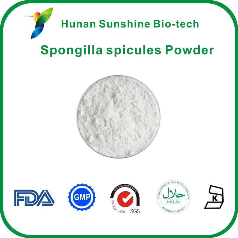 Hydrolyzed Sponge Extract,Spongilla spicules Powder