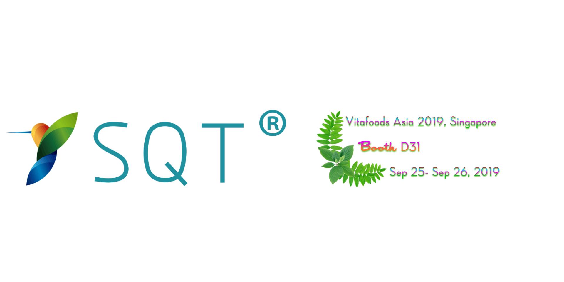 Vitafoods, Asia, Exhibition, sqt, sunshine, bio-tch