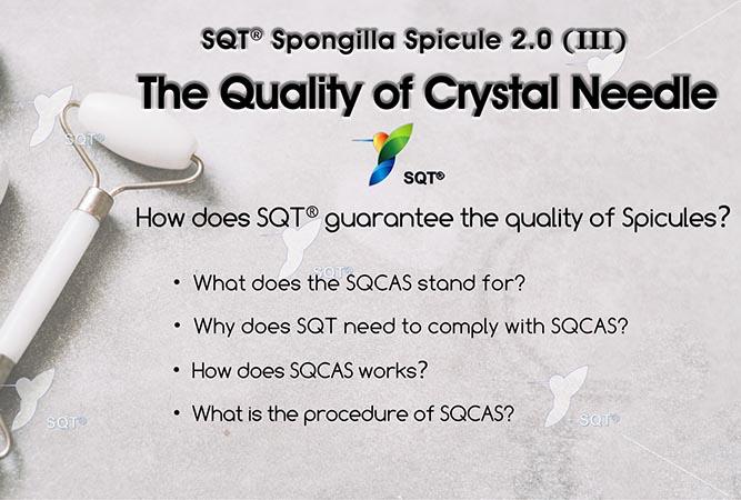 quality Spicules,  freshwater sponge quality, hydrolyzed sponge quality